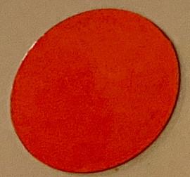 Red - Flex Foil Vinyl Sheet/Roll HTV