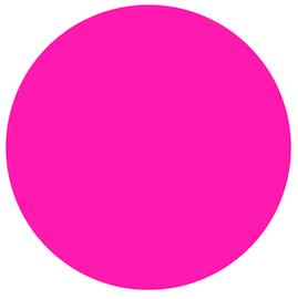 Neon PINK - Glow in the Dark Vinyl Sheet/Roll HTV