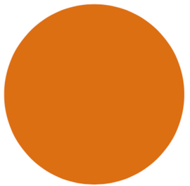 Yellow Orange - PU Vinyl Sheet/Roll HTV SPU-35
