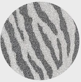 Zebra Silver - PearlShine Vinyl Sheet/Roll HTV