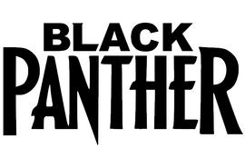BLACK PANTHER -  Vinyl Transfer