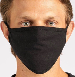 (Printable) Cotton Face Mask two layers Enhanced Flat Washable