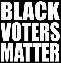 Black Voters Matter - Vinyl Transfer