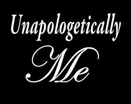 Unapologetically Me Vinyl Transfer (White)