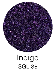 INDIGO Glitter Vinyl Sheet/Roll HTV