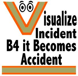 Visualize incident - custom Vinyl Transfer