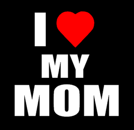 I Love My Mom - Vinyl Transfer