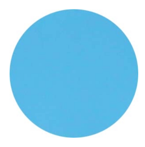 Sky Blue-B - PU Vinyl Sheet/Roll HTV