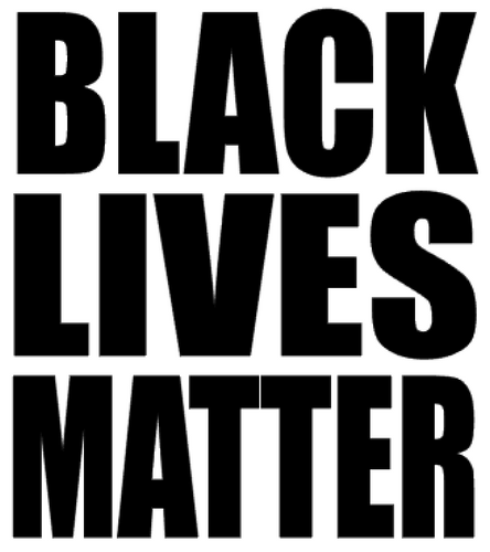 Black Lives Matter Vinyl Transfer