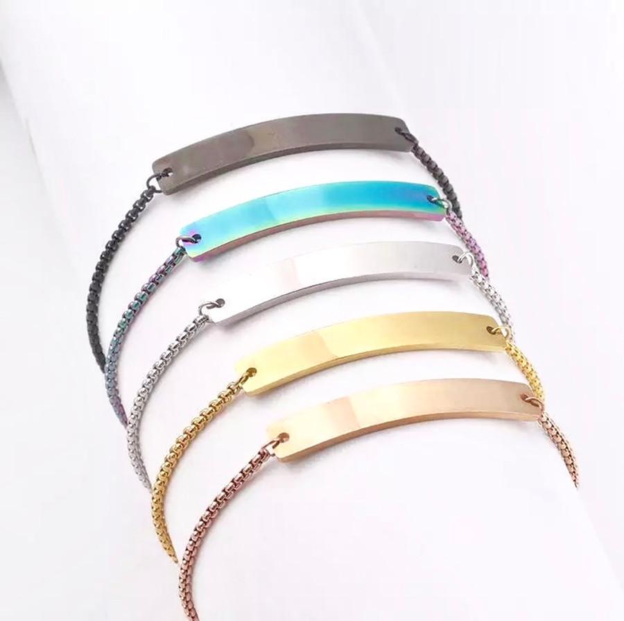 Customized Adjustable Bracelet