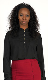 Sydney Blouse - Black