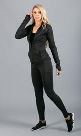 Grind Mode Active Jacket - Black