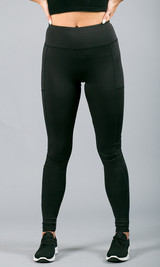 Grind Mode Leggings - Black