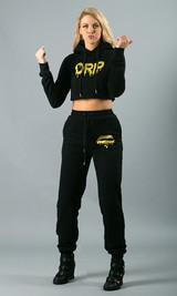 Drip Sweatpants - Black