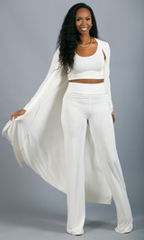 Geneva Top - White (Out of Stock)