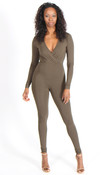 Catalina Wrap Jumpsuit