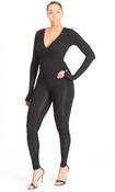 Catalina Wrap  Jumpsuit