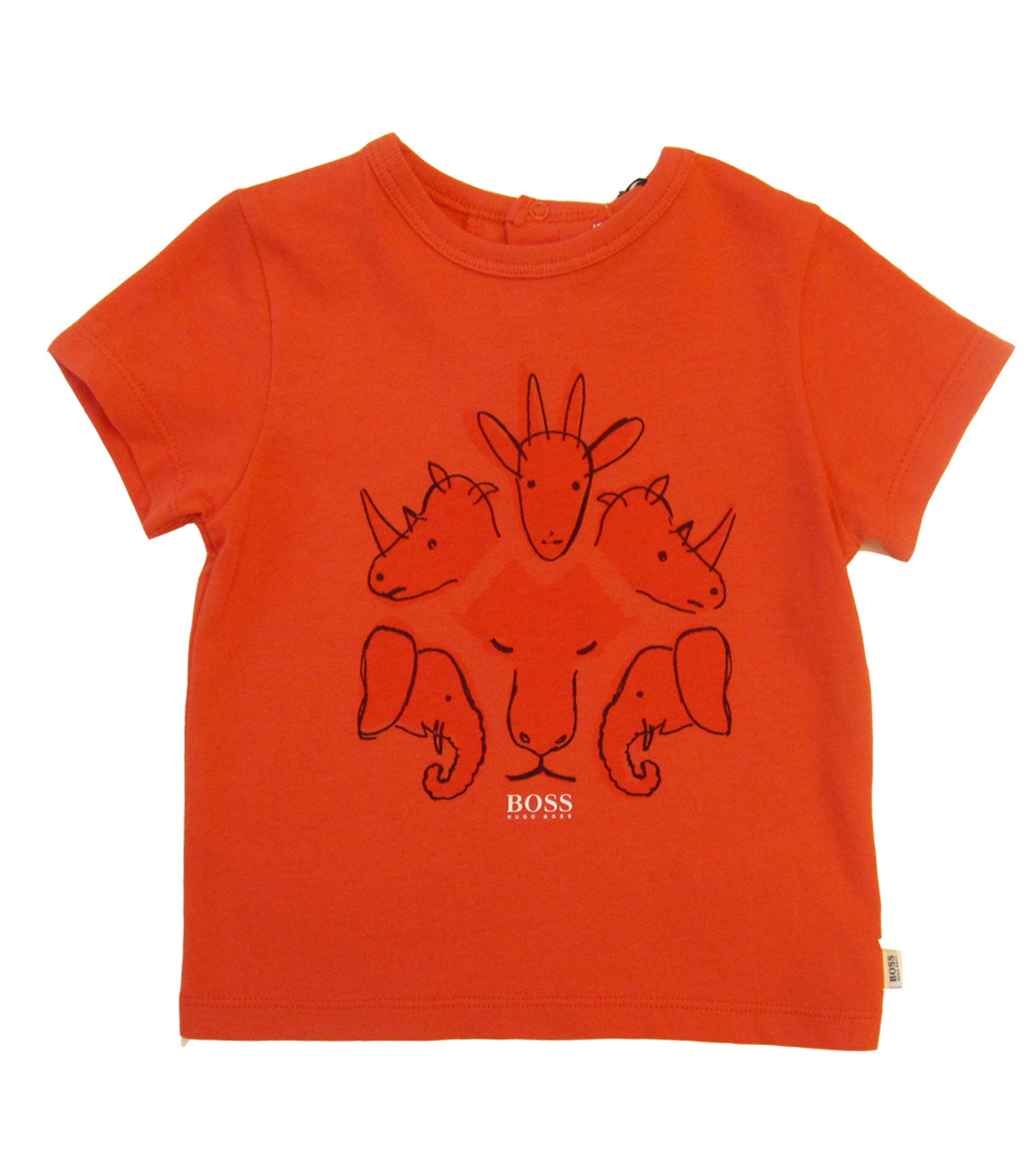3063d220f8b0 BOSS Baby Tee - Le Petit Kids