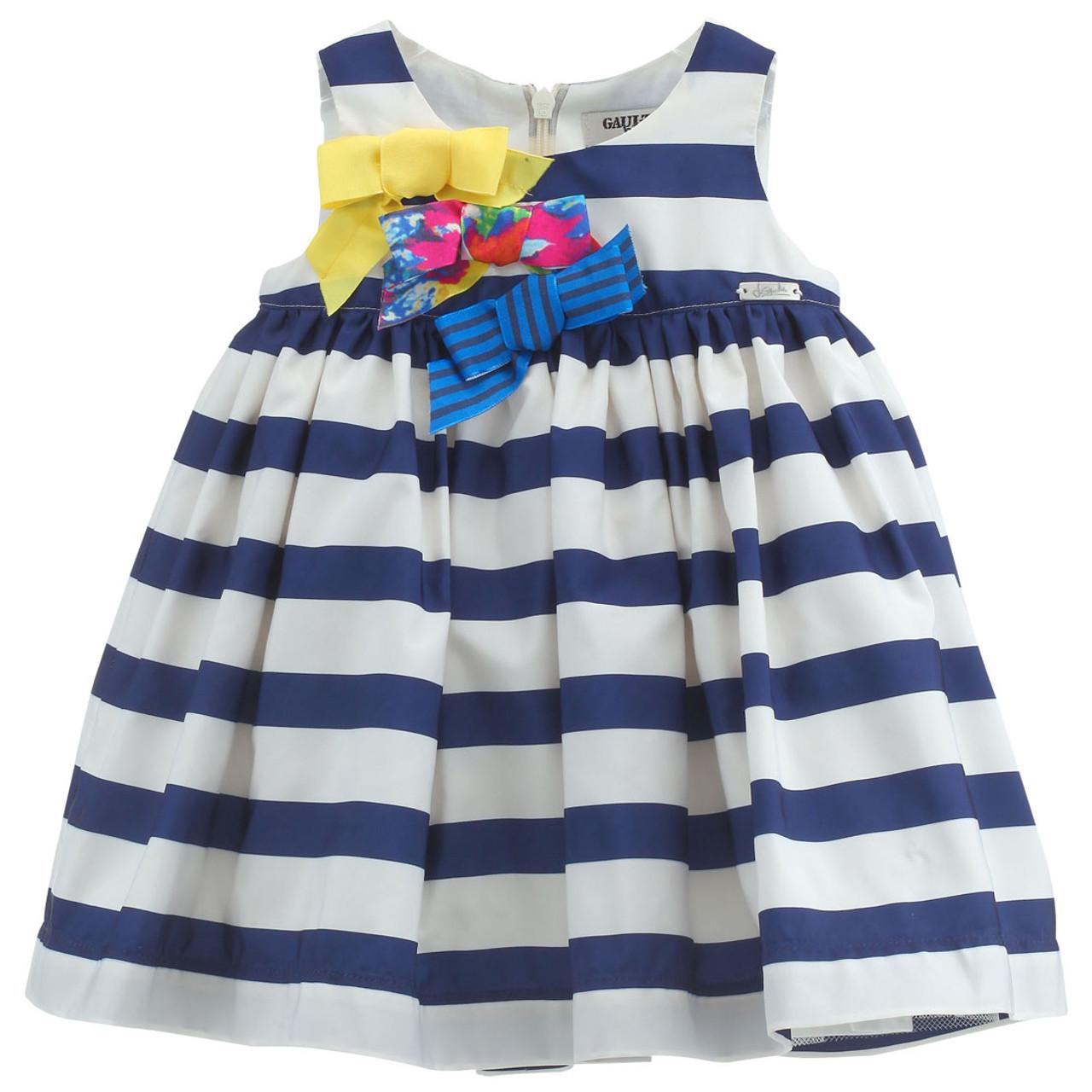 77e65682c227 Junior Gaultier Baby Dress - Le Petit Kids