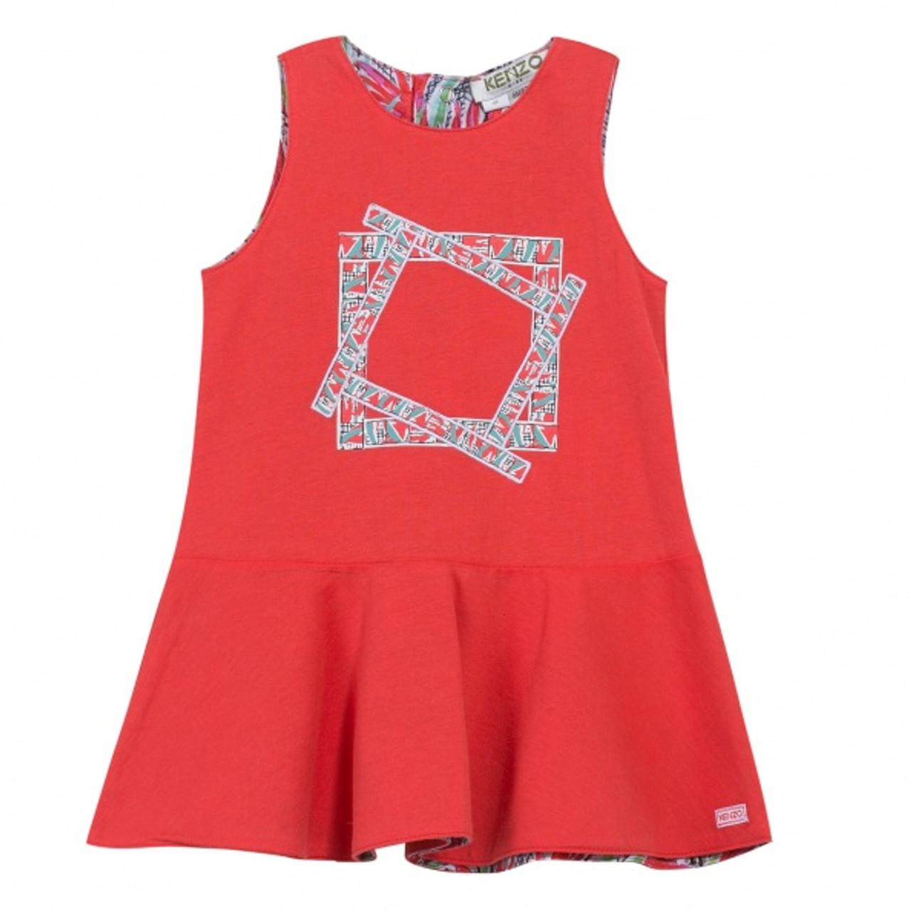 eb4ac50ec Kenzo Reversible Dress - Le Petit Kids