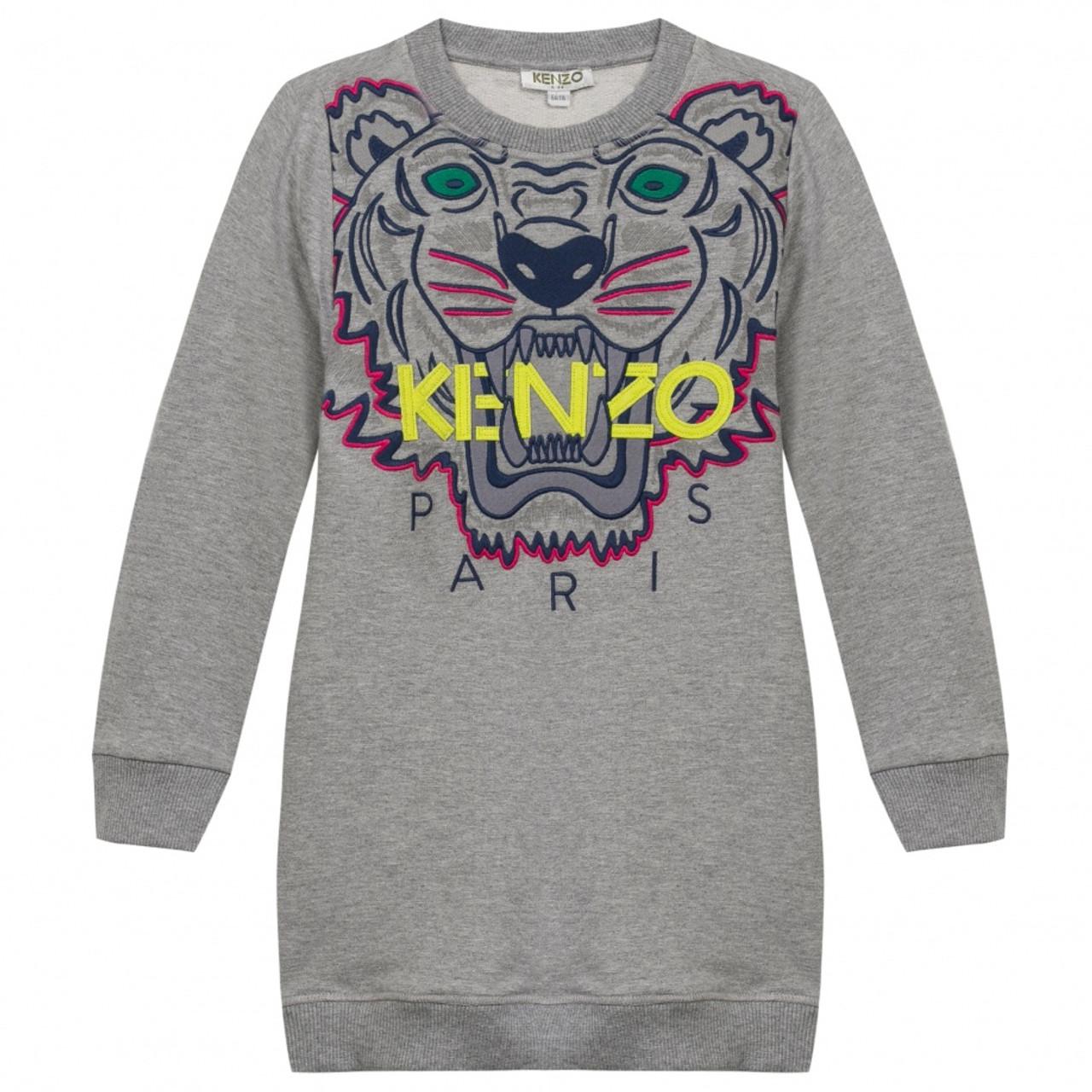 1e6a84210d7c Kenzo Girls Dress kg30185 - Le Petit Kids