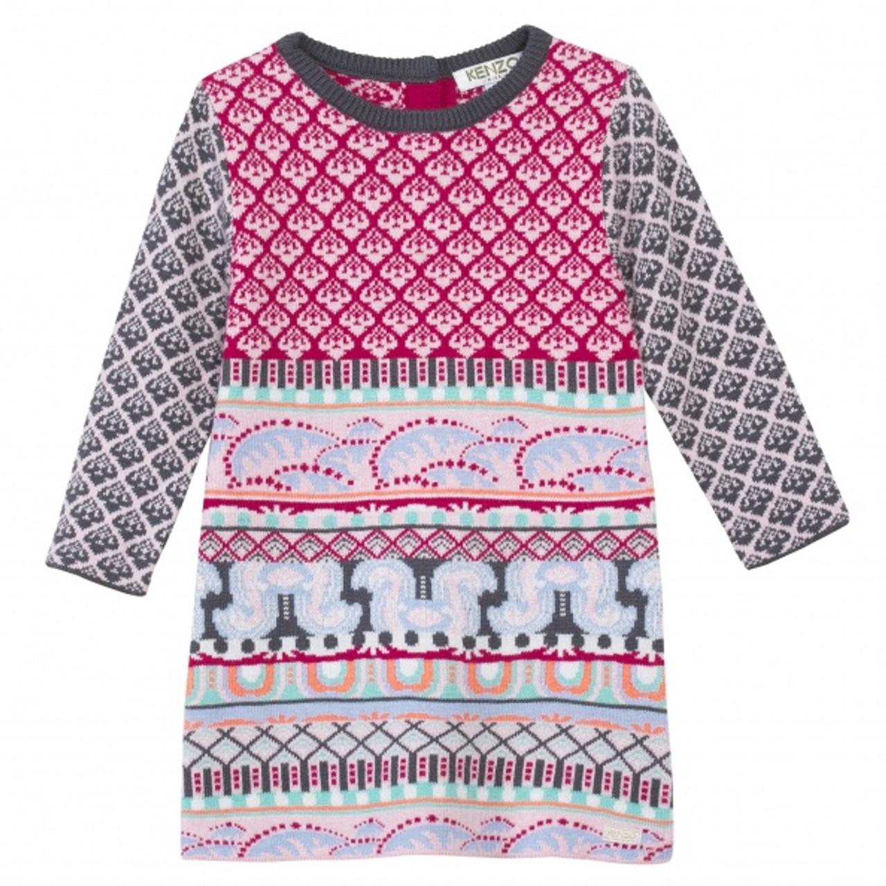 7feaa87c6 Kenzo Dress ke30062 - Le Petit Kids