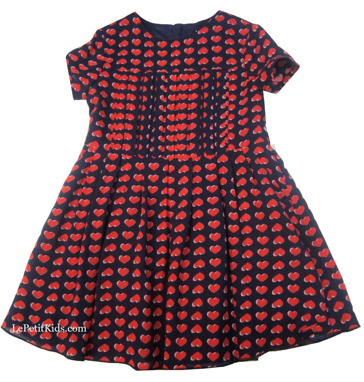 2168d21bd476 Little Marc Jacobs Dress w12022 - Le Petit Kids