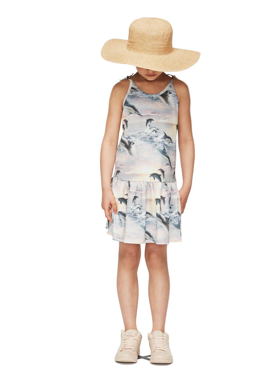 df42871b5e4 MOLO Camilla Dolphin Dress - Le Petit Kids