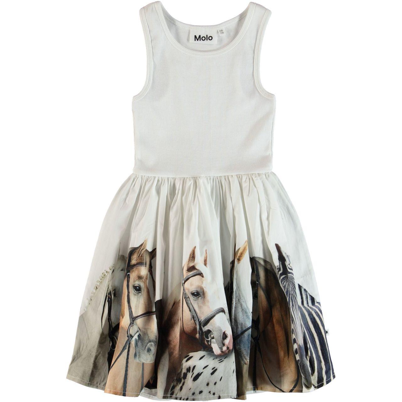 d65b679aa123 MOLO Cassandra Dress - Horse Stripes - Le Petit Kids