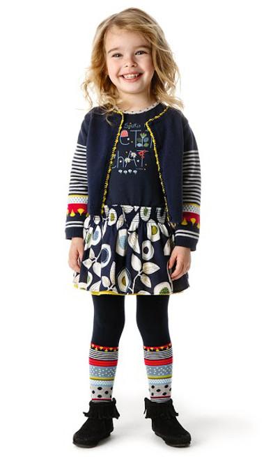 cg93053-35 Catimini Girls Socks 2pk