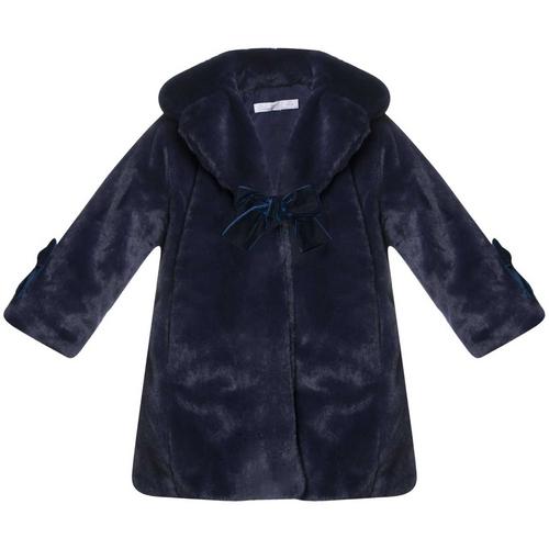 fd3dbbdcea10 Kenzo Faux Fur Coat KI41038 - Le Petit Kids