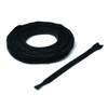 VELCRO ® Brand ONE-WRAP ® Die-Cut Straps - Black  / Velcro Straps - Bundling Straps - Velcro Tie - Velcro Strap