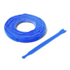 VELCRO ® Brand ONE-WRAP ® Die-Cut Straps - Blue