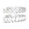 VELCRO® Brand Low Profile Circles On A Roll Clear and White