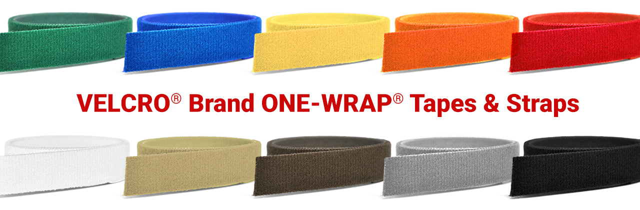 Velcro One Wrap, velcro, fastenation, 3m