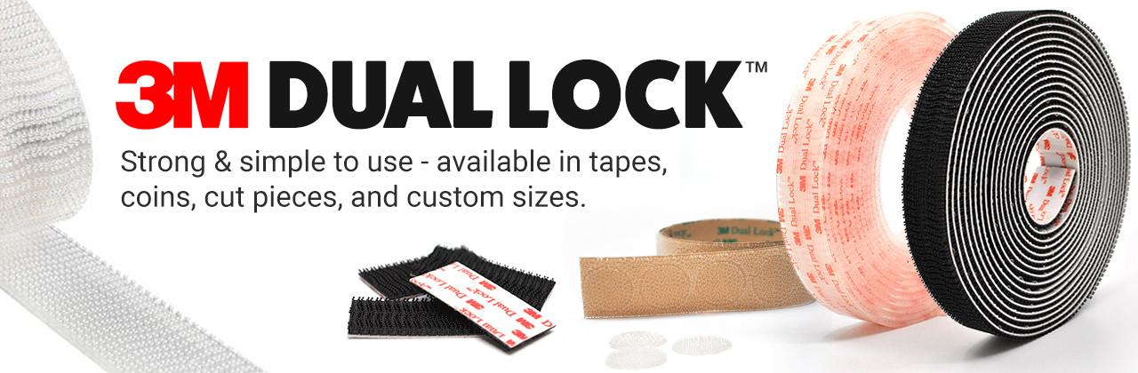 3M Dual Lock, velcro, fastenation, 3m