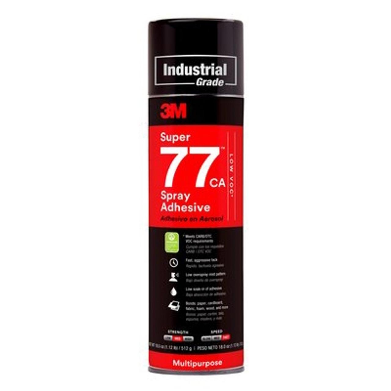 3M™ Super 77 Low Voc Spray Adhesive