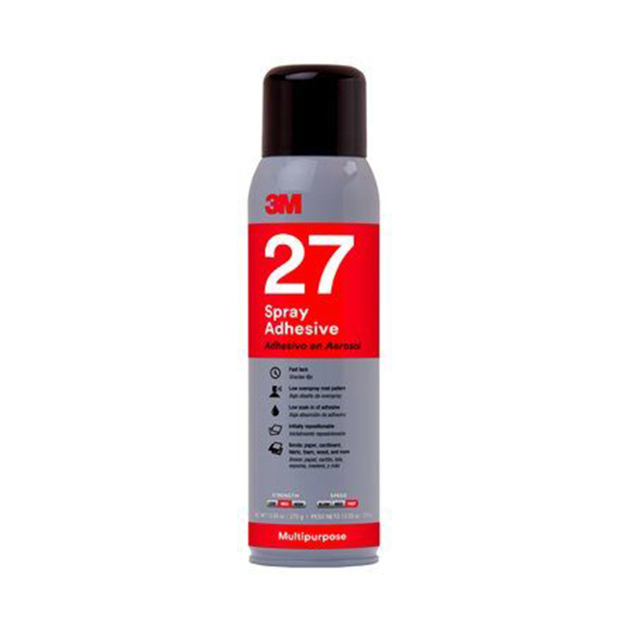 3M™ Multi-Purpose 27 Spray Adhesive 20 oz. can