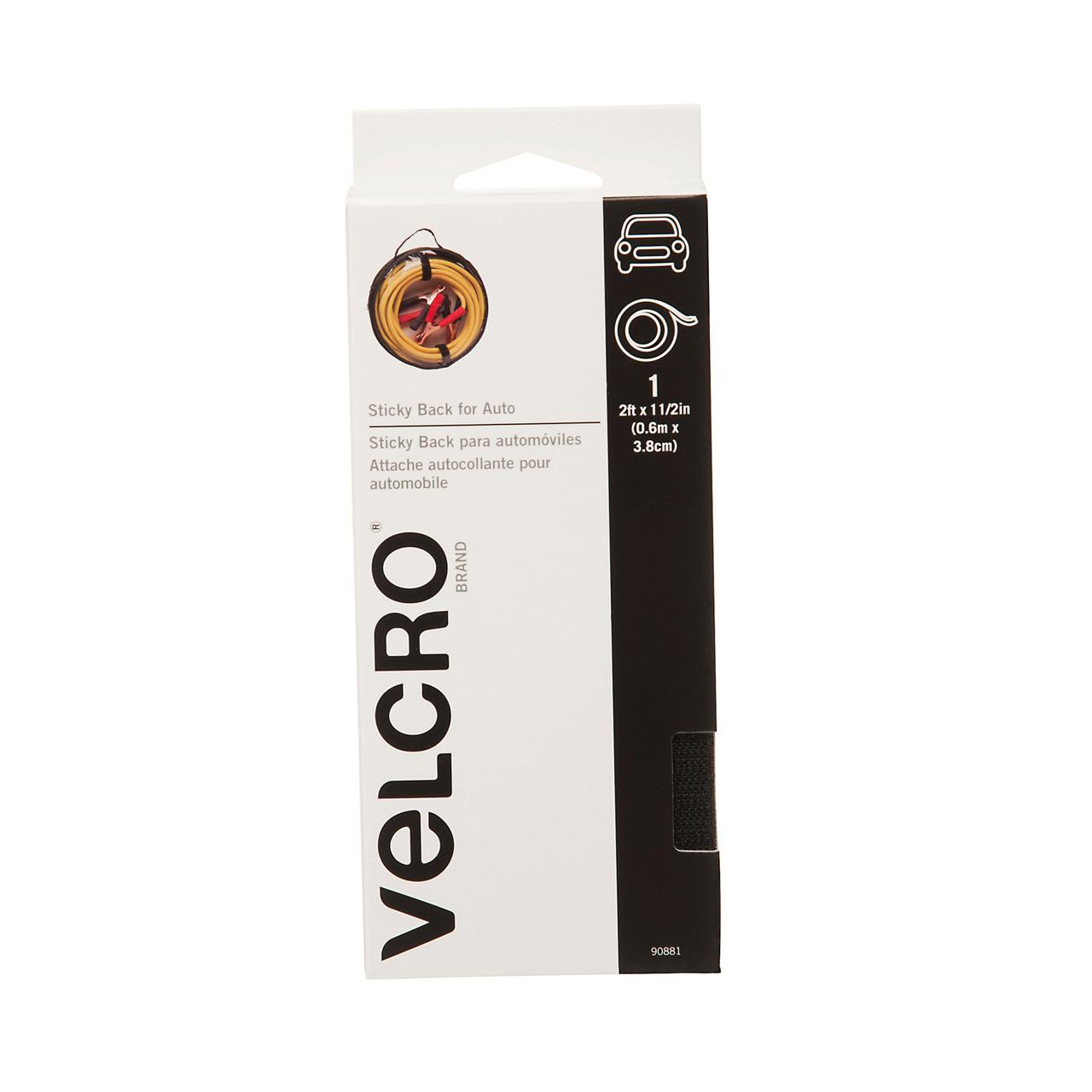 VELCRO® Brand Sticky Back for Auto