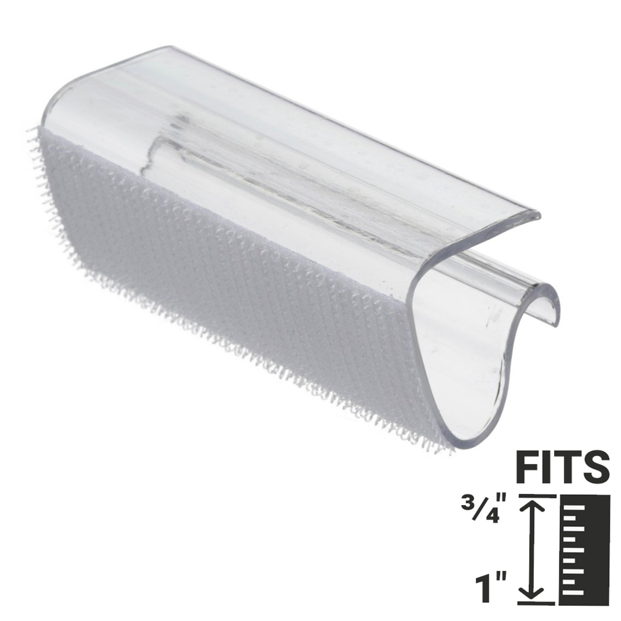 EZ Clip® Table Skirting Clips with VELCRO® Brand Hook