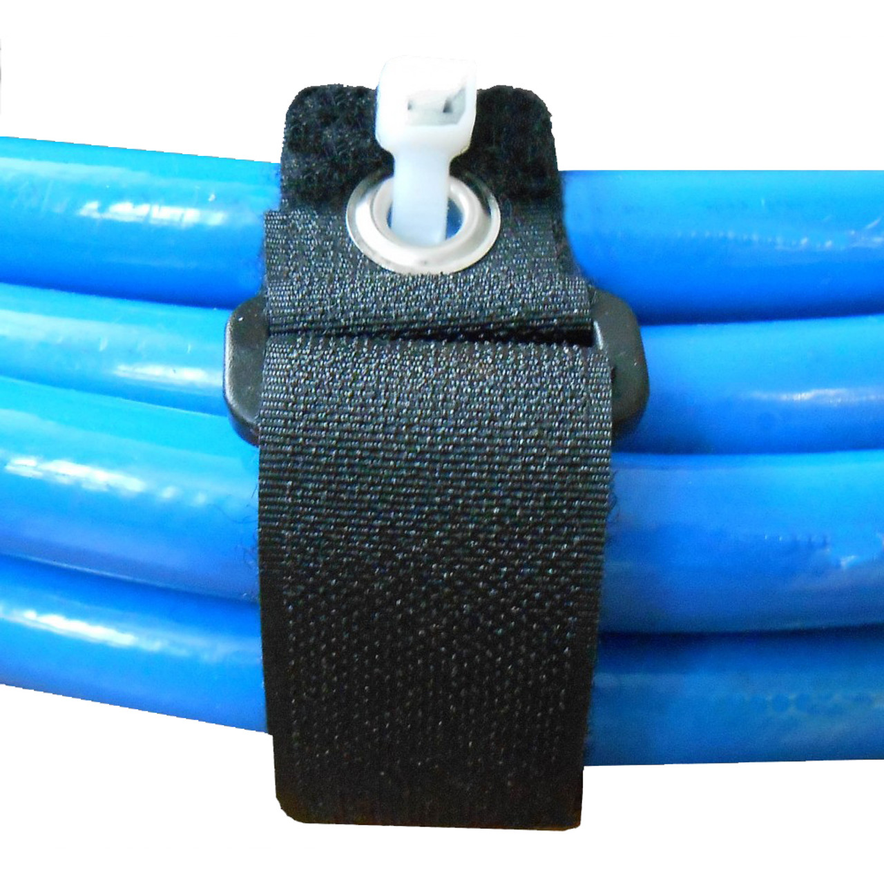 Secure Buckle Up Strap Application / Velcro Straps - Bundling Straps - Velcro Tie - Velcro Strap