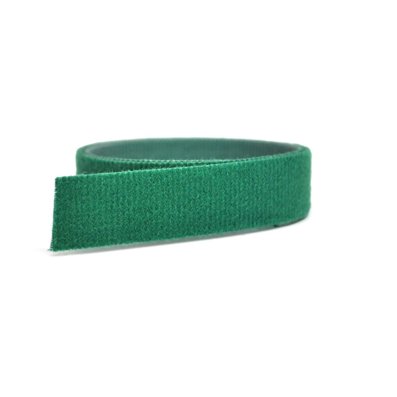 VELCRO® Brand ONE-WRAP® Tape Green Mini Rolls