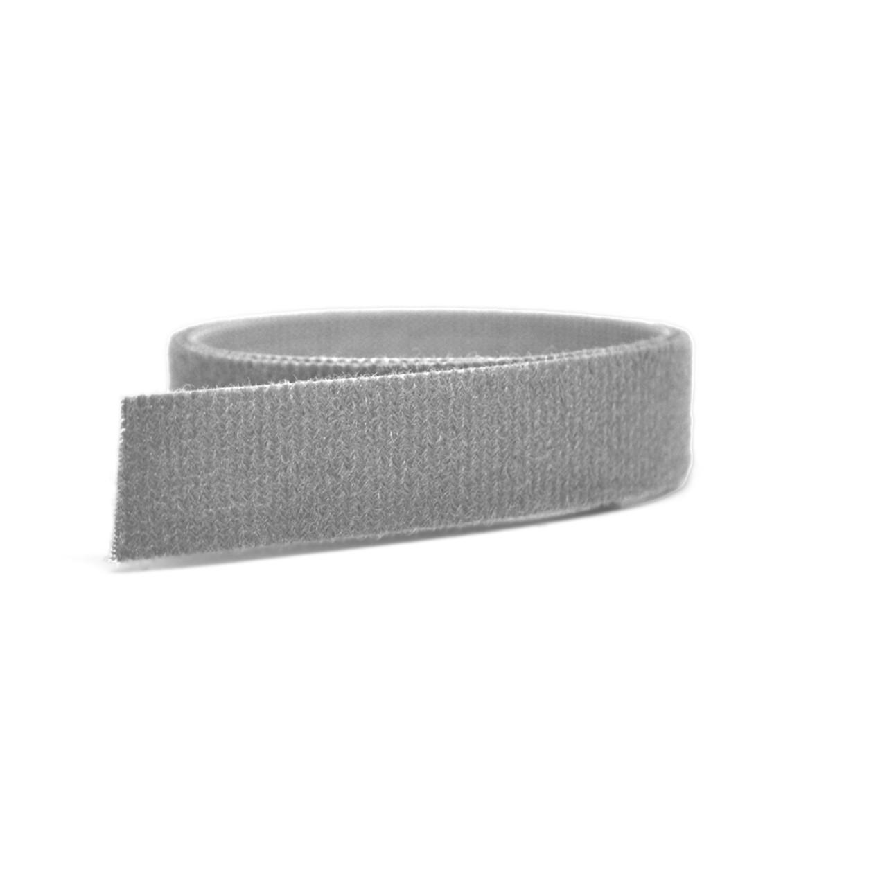 VELCRO® Brand ONE-WRAP® Gray Tape Mini Rolls / Velcro Straps - Bundling Straps - Velcro Tie - Velcro Strap