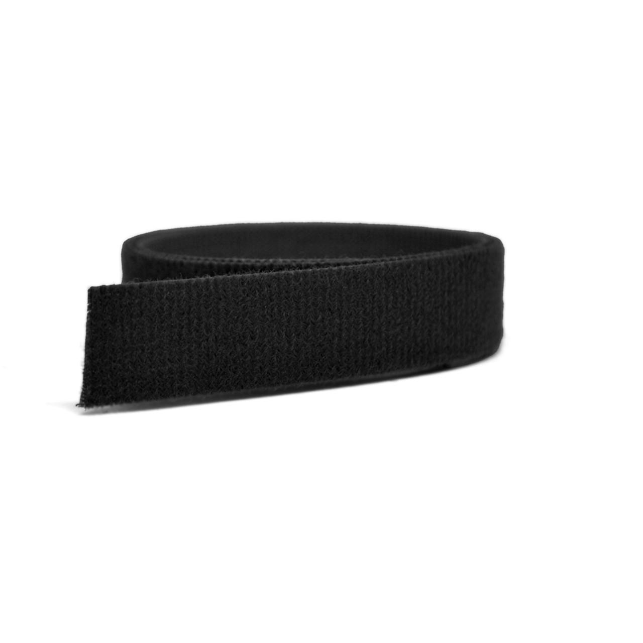 VELCRO® Brand ONE-WRAP® Tape Black Mini Rolls