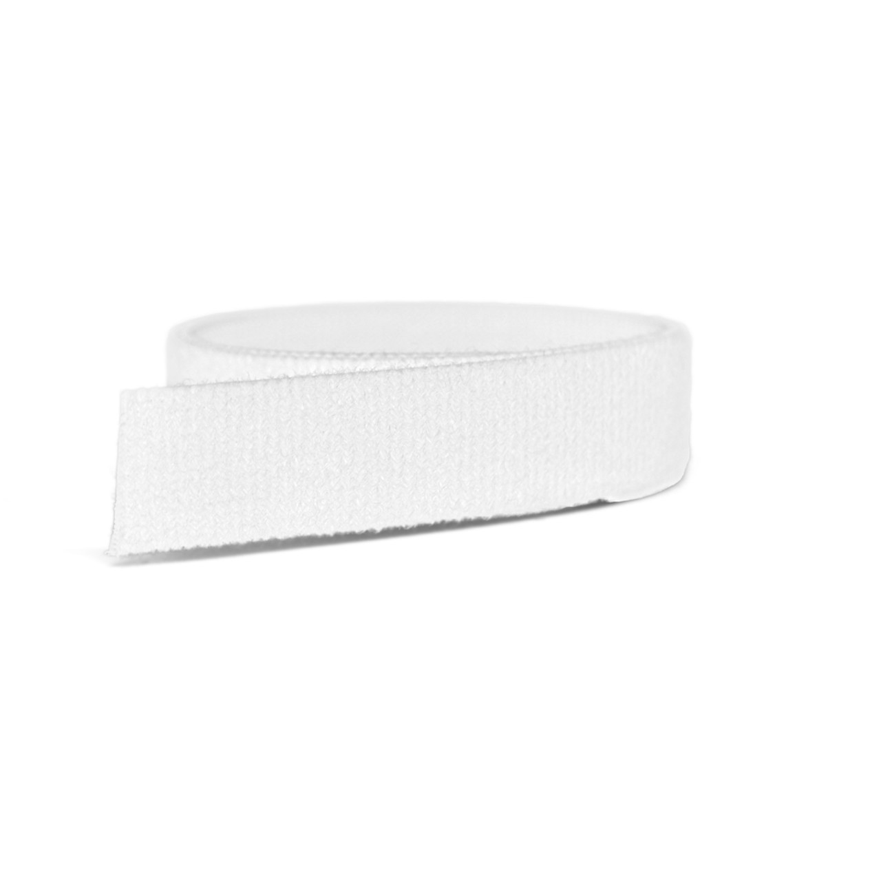 VELCRO® Brand ONE-WRAP® Tape White Mini Rolls