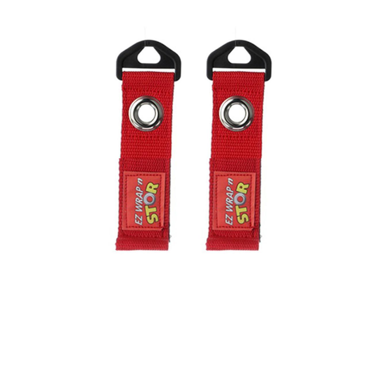 EZ Wrap 'n Stor™ Straps - Short / Velcro Straps - Bundling Straps - Velcro Tie - Velcro Strap