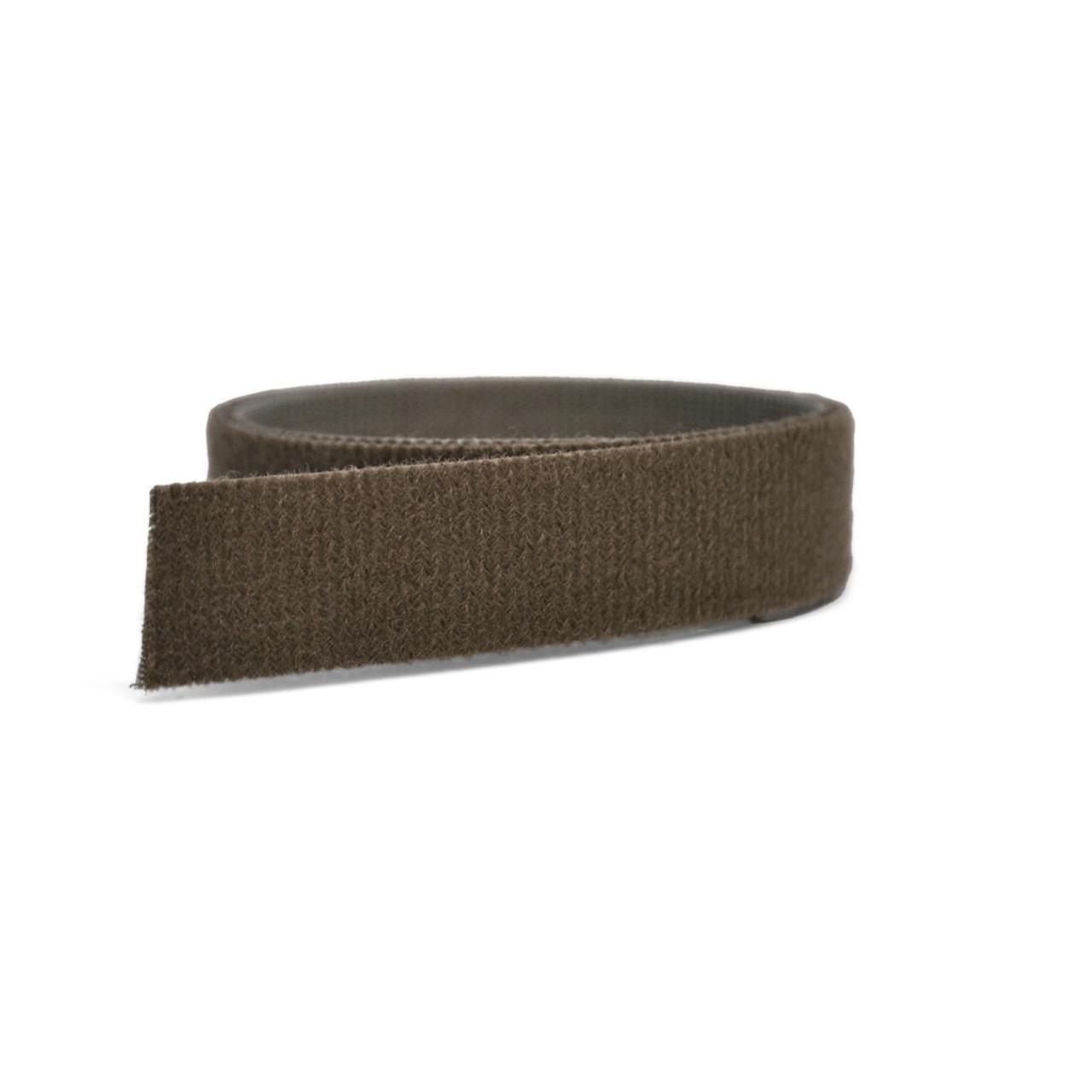 VELCRO® ONE-WRAP® Tape - Brown / Velcro Straps - Bundling Straps - Velcro Tie - Velcro Strap