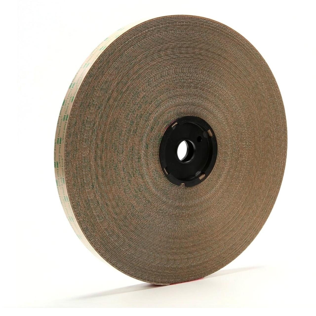 3M™ Dual Lock™ Low Profile Tape Roll - Clear / Dual Lock -  3M Dual Lock