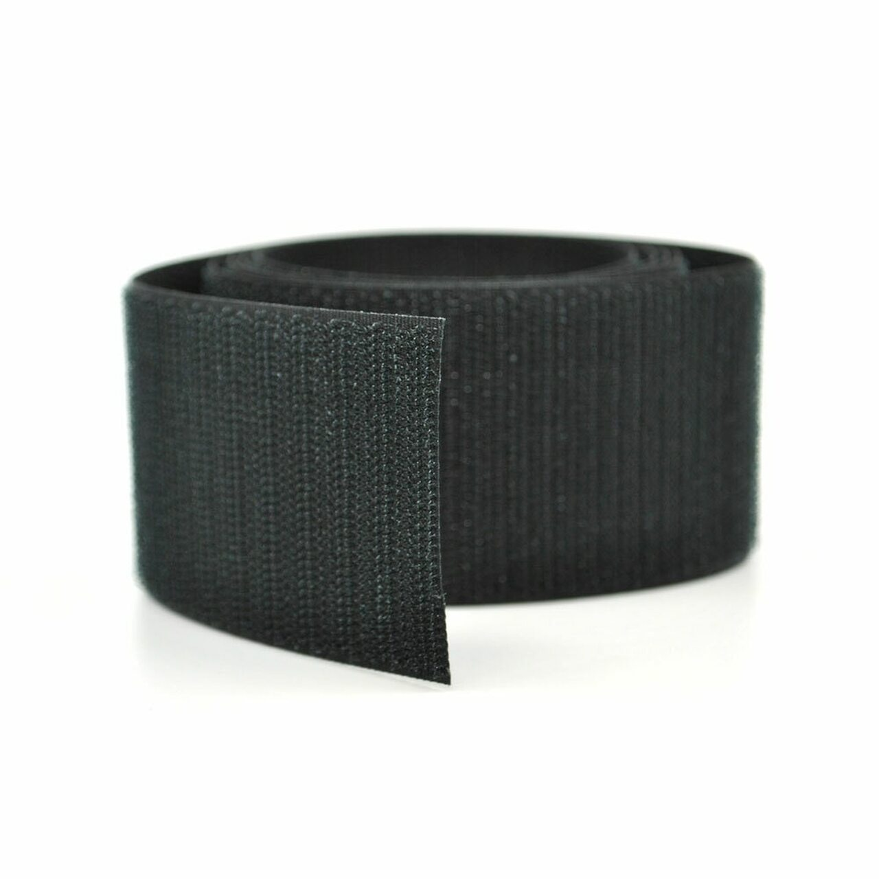 VELCRO Brand Polyester Sew-On Tape- Mil Spec Black Hook / Velcro Fasteners