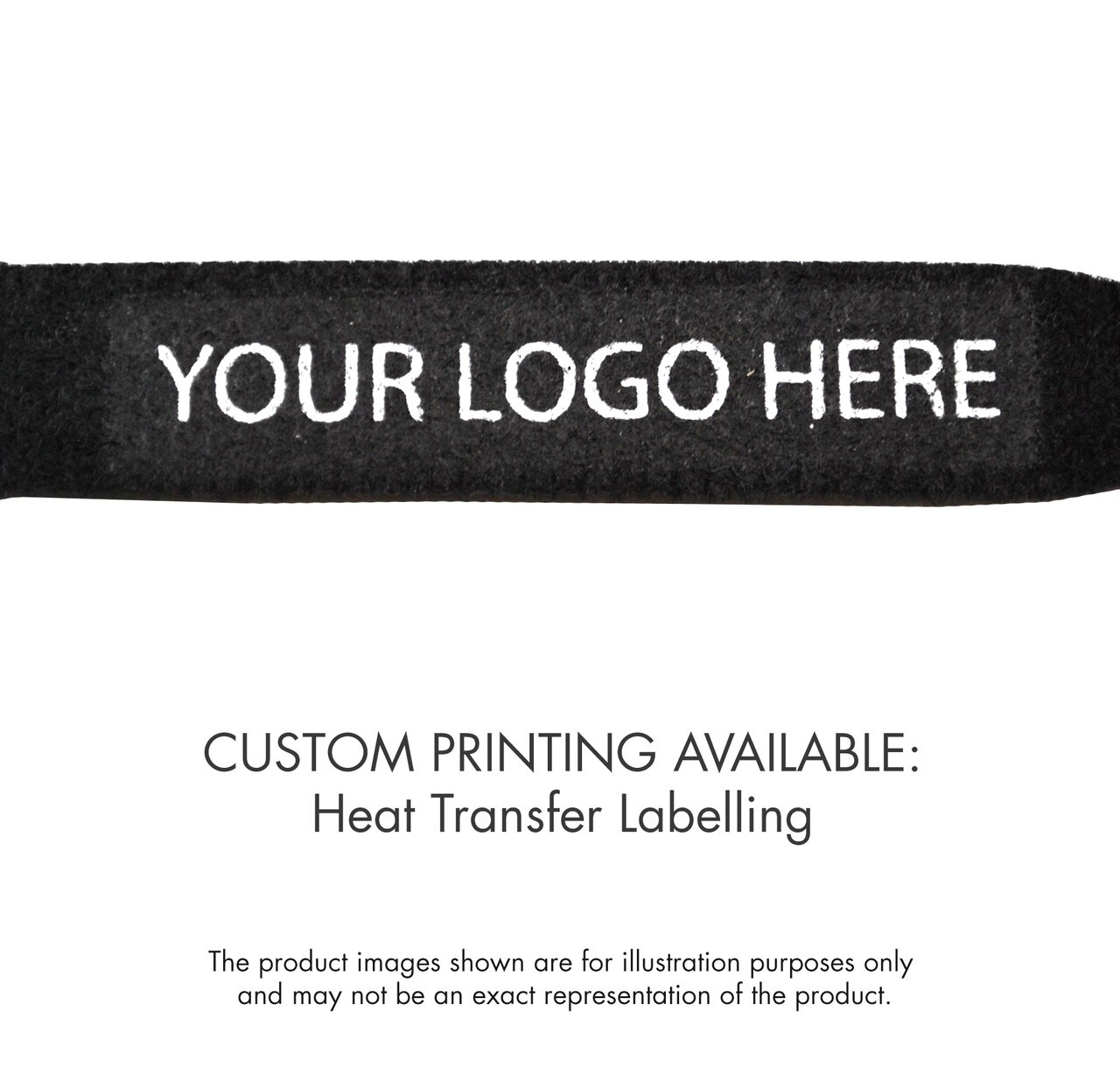 Logo Printing / Velcro Straps - Bundling Straps - Velcro Tie - Velcro Strap
